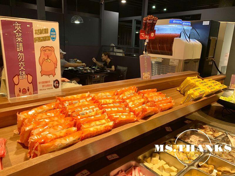 豬對有燒烤吃到飽桃園中正店