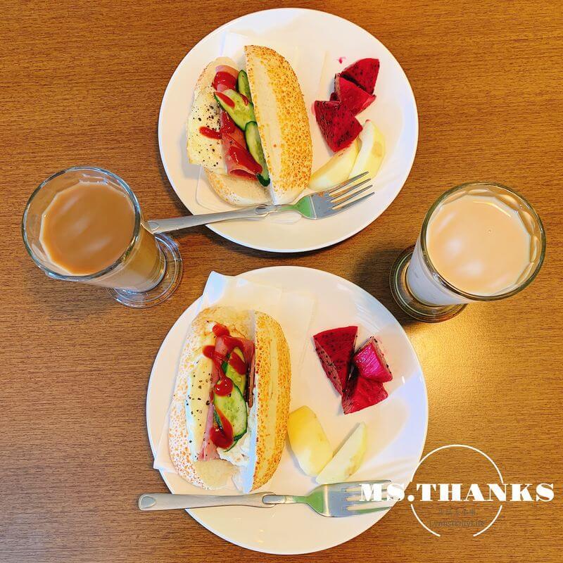 美好墾丁旅閣 早餐