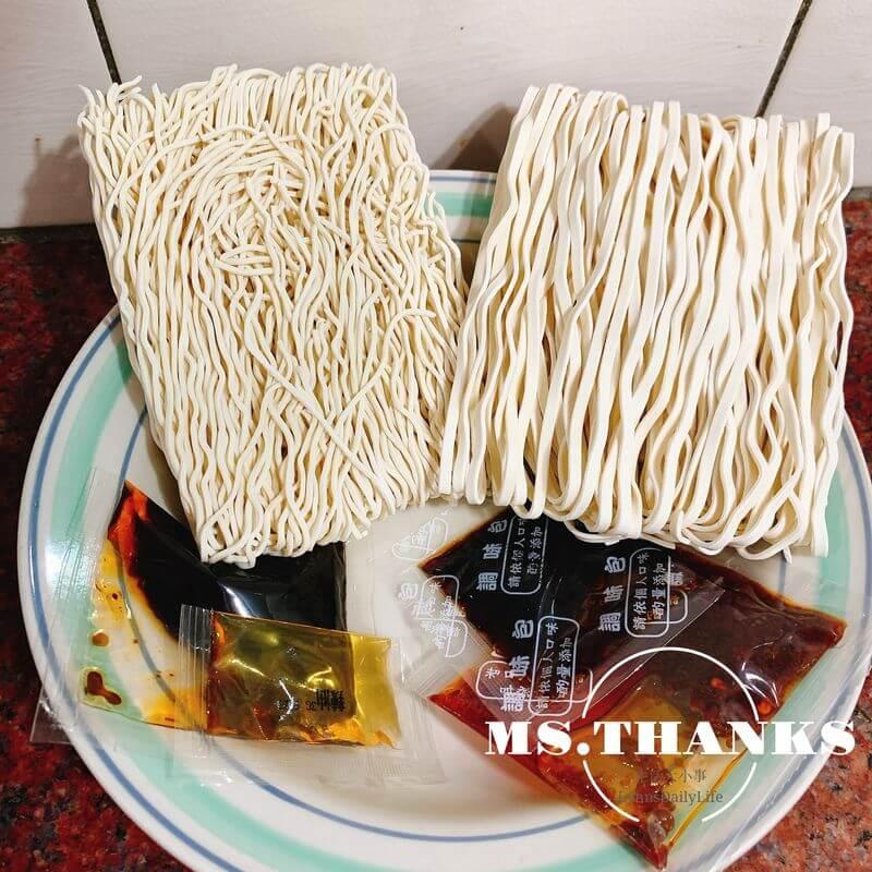 麵條先生Mr.Noodle手工拌麵