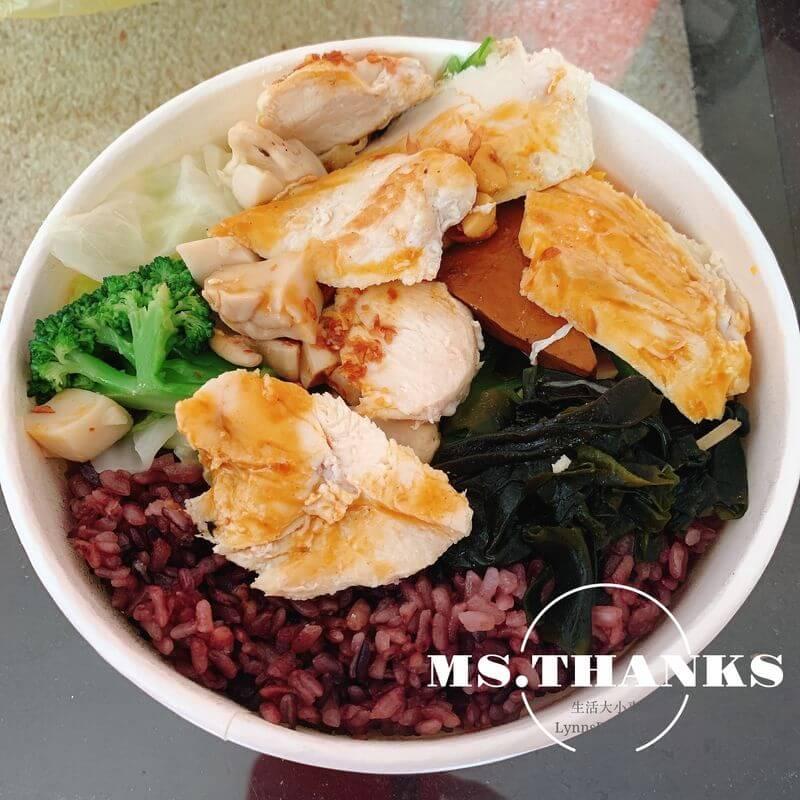 蛋白盒子健康低卡餐盒 桃園龜山店